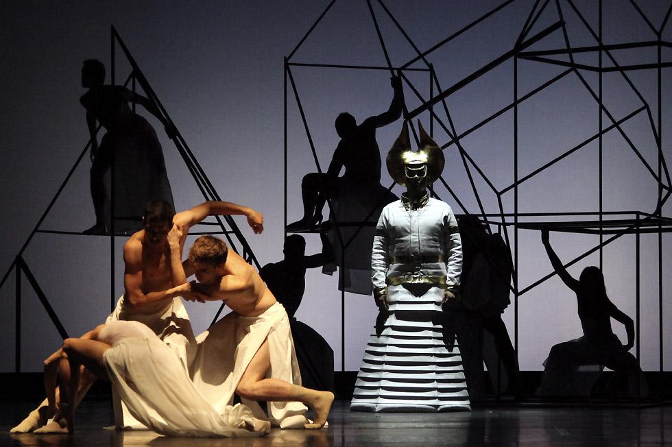 Georg Meyer-Wiel, Costume, Echnaton, Image 8