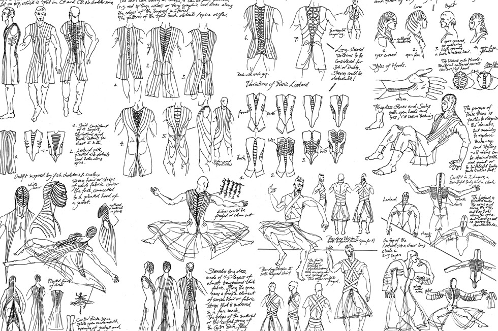 Georg Meyer-Wiel, Costume, Infinity, Image 2