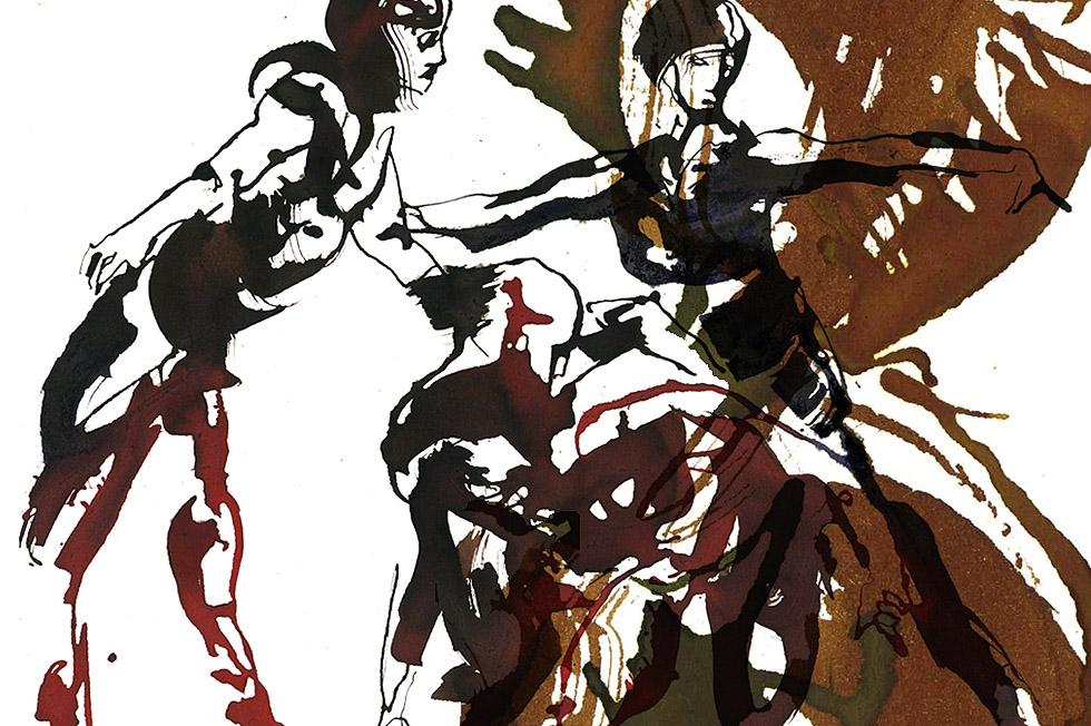 Georg Meyer-Wiel, Drawing, Dance, Image 8