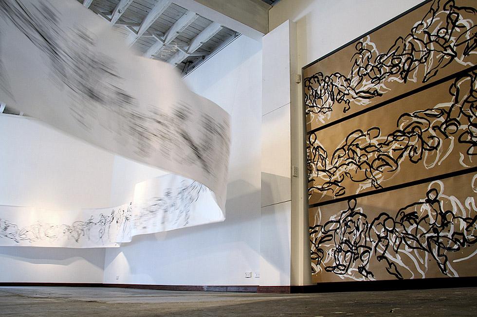 Georg Meyer-Wiel, Drawing, Flow, Image 6