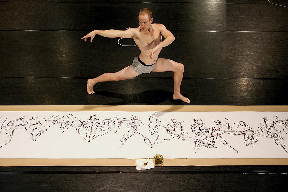 Georg Meyer-Wiel, Drawing, Flow, Image 1
