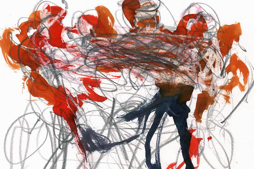 Georg Meyer-Wiel, Drawing, Gloves, Image 3