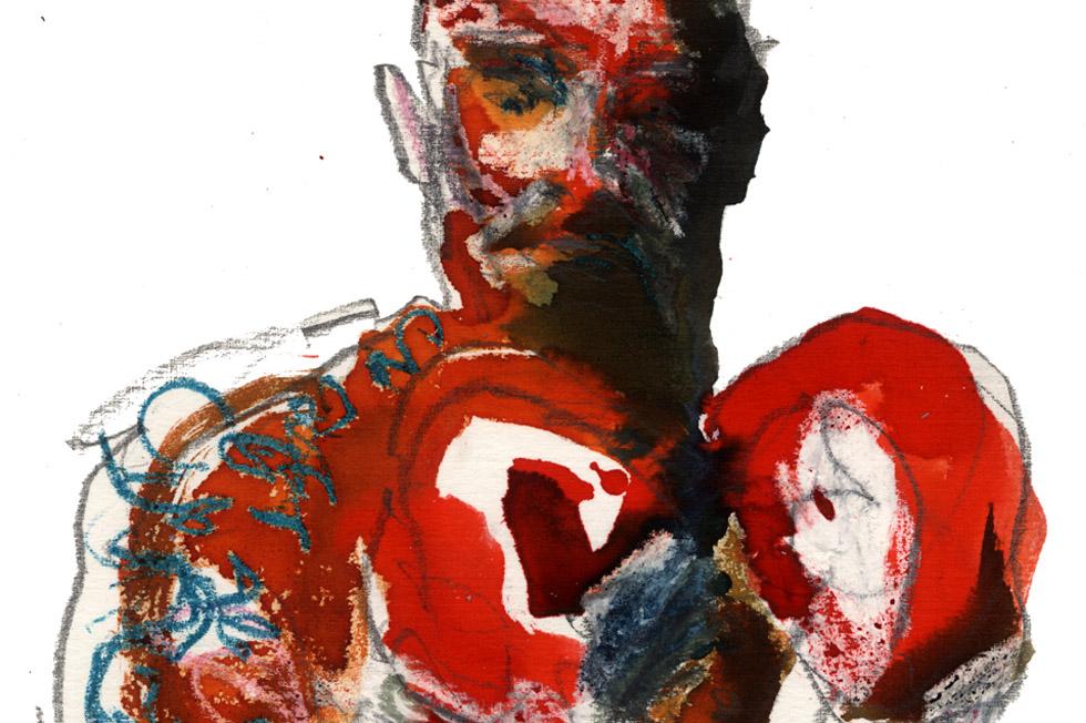 Georg Meyer-Wiel, Drawing, Gloves, Image 5