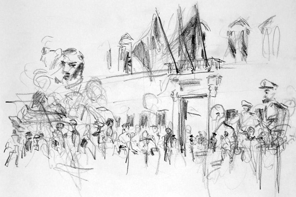 Georg Meyer-Wiel, Drawing, Landscape, Image 5