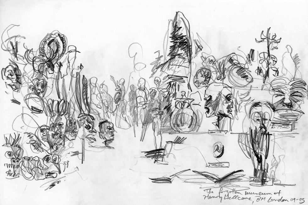Georg Meyer-Wiel, Drawing, Landscape, Image 8