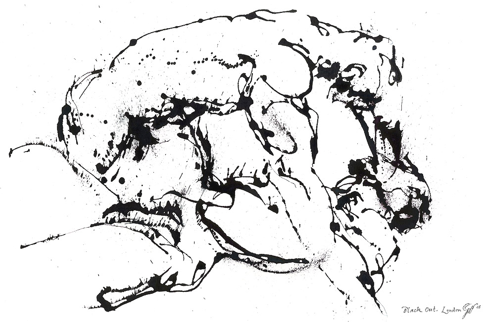 Georg Meyer-Wiel, Drawing, Sweat, Image 7
