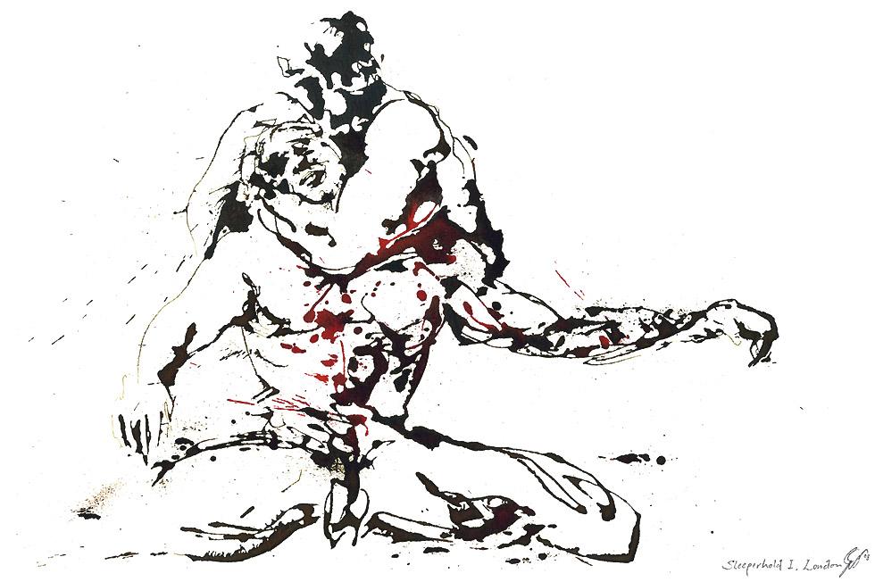 Georg Meyer-Wiel, Drawing, Sweat, Image 4