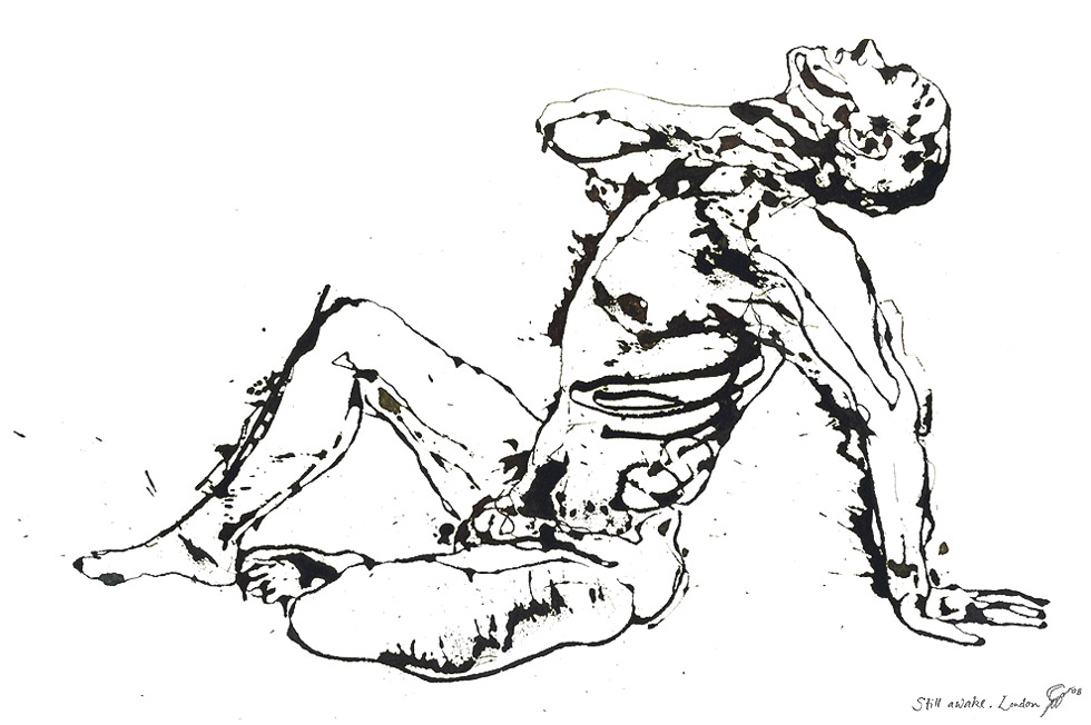 Georg Meyer-Wiel, Drawing, Sweat, Image 5