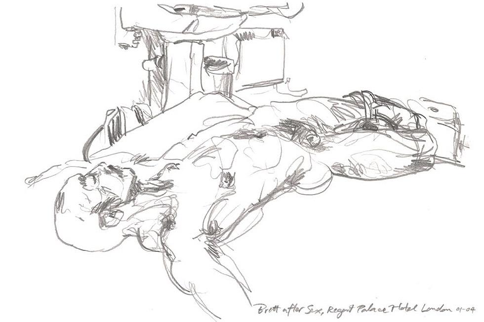 Georg Meyer-Wiel, Drawing, The Life Studies, Image 8