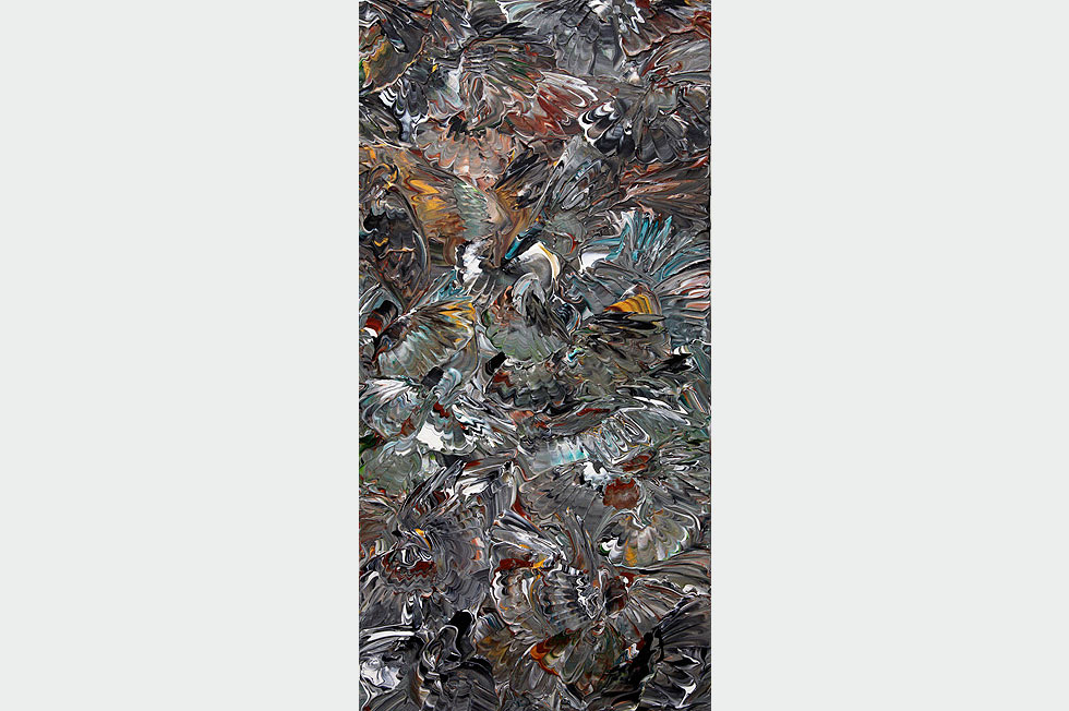 Georg Meyer-Wiel, Painting, Airborne, Image 3