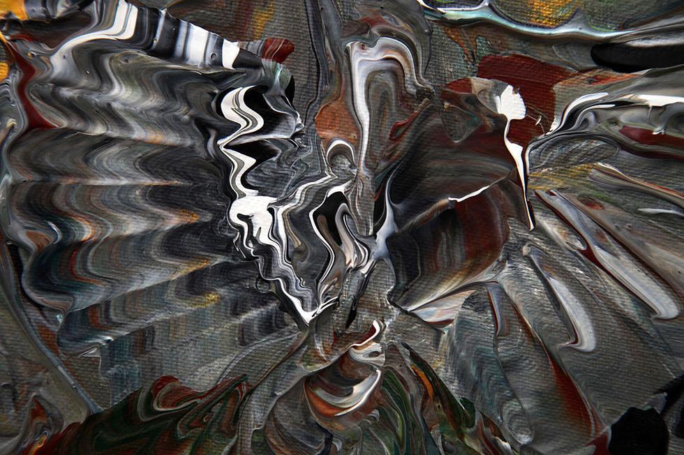 Georg Meyer-Wiel, Painting, Airborne, Image 8