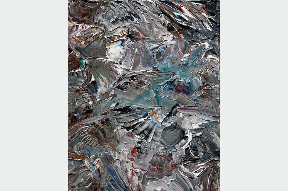 Georg Meyer-Wiel, Painting, Airborne, Image 4