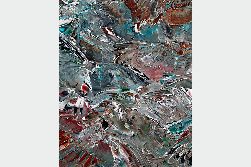 Georg Meyer-Wiel, Painting, Airborne, Image 1