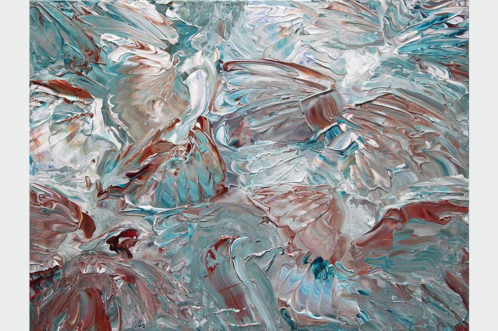 Georg Meyer-Wiel, Painting, Airborne, Image 6