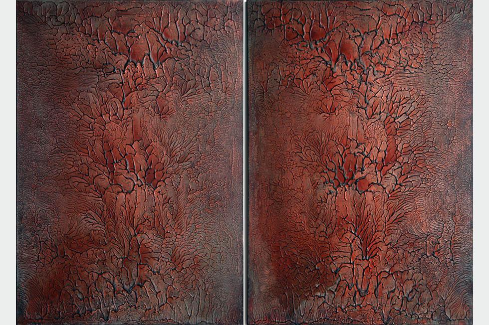 Georg Meyer-Wiel, Painting, Diptychs, Image 4