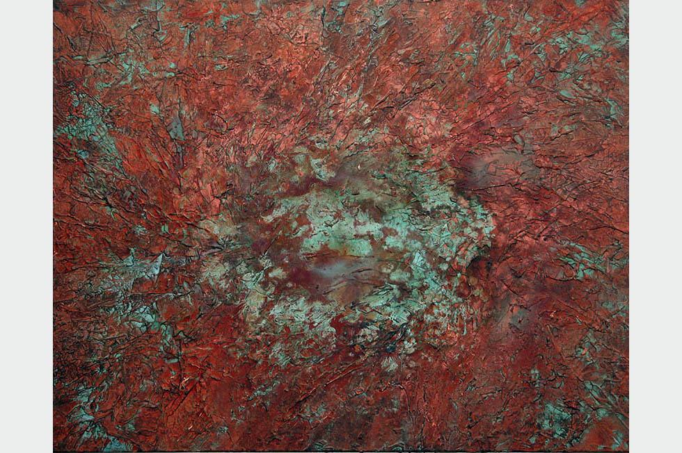 Georg Meyer-Wiel, Painting, Orbit, Image 6