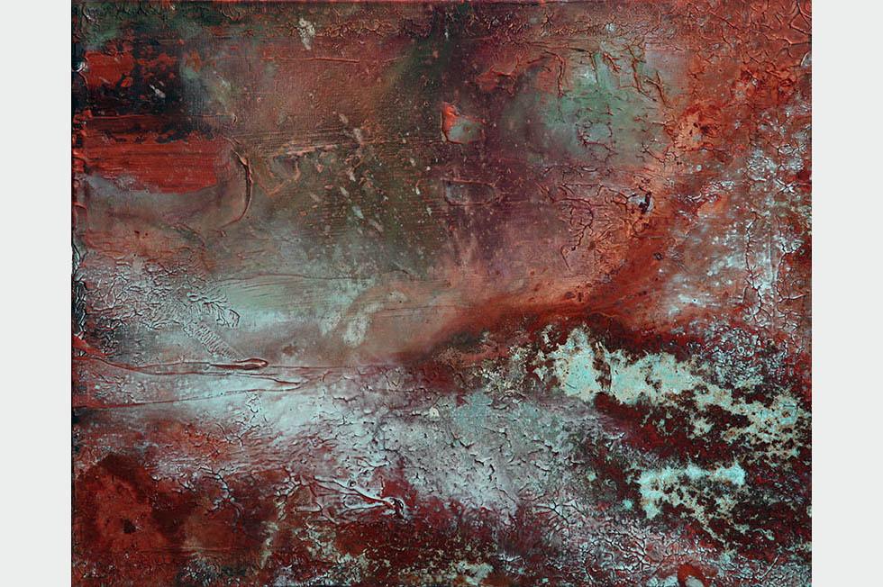 Georg Meyer-Wiel, Painting, Orbit, Image 8
