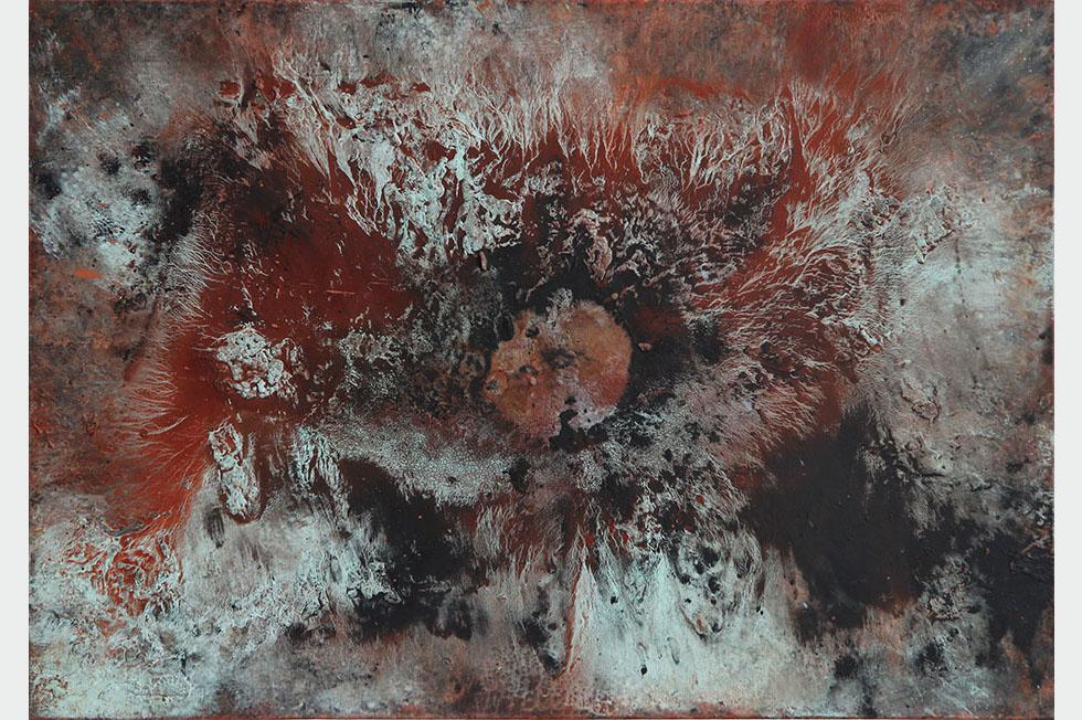 Georg Meyer-Wiel, Painting, Terrain, Image 1