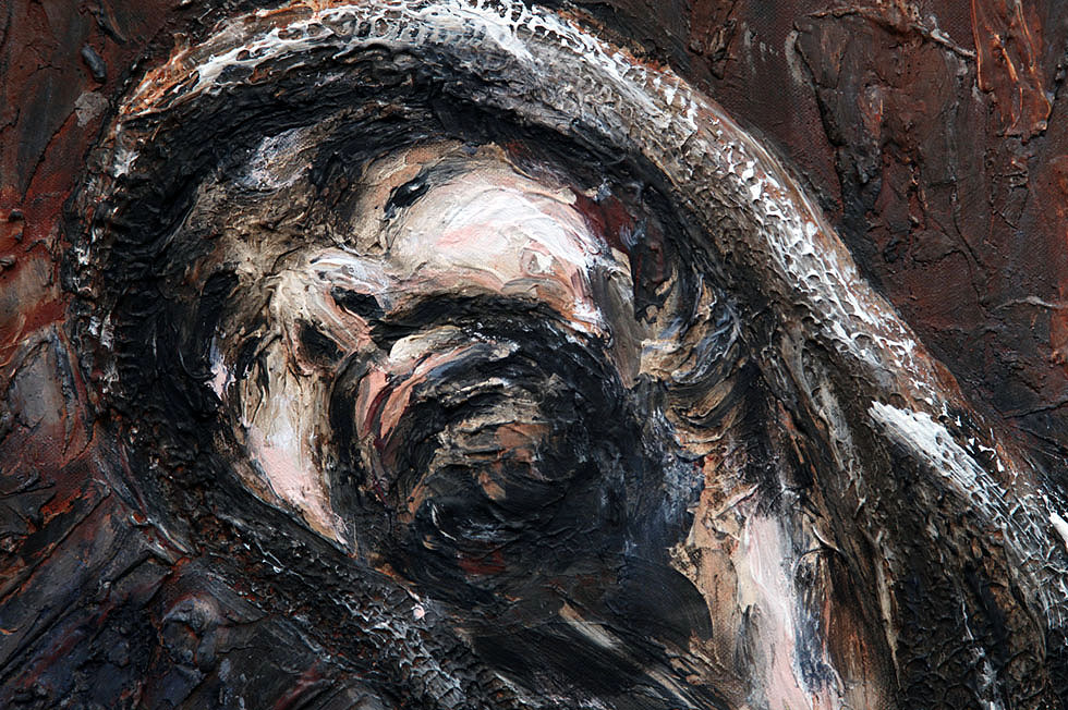 Georg Meyer-Wiel, Painting, The Betrayal, Image 5